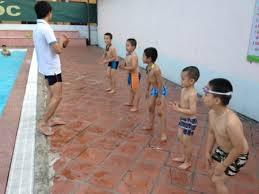 Hồ bơi trường học 08